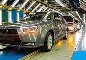 ایران خودرو در آستانه عبور از تولید نیم میلیون خودرو