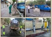 ساخت تصفیه خانه مسیل سرخه حصار در  منطقه 13