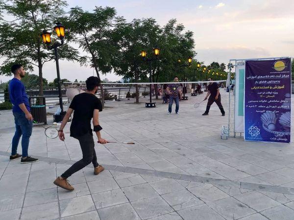 جشنواره خانوادگی ورزشی شادستان  1400