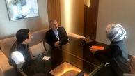 دیدار صالحی امیری با مسئولان کمیته های ملی المپیک ترکمنستان، تاجیکستان و مجارستان