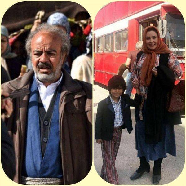 پخش پشت صحنه دو سریال طنز در آستانه عید فطر