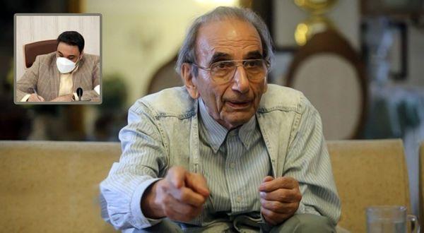 """نام """"پرویز کردوانی"""" با محیط زیست ایران پیوندی عمیق یافته است"""