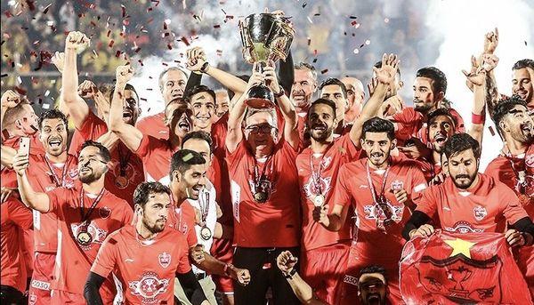 AFC قهرمانی پرسپولیس را تبریک گفت+ عکس