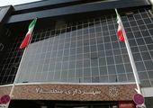 بازدید شهردار منطقه از اصلاح هندسی تقاطع بزرگراه امام علی (ع) و اتابک