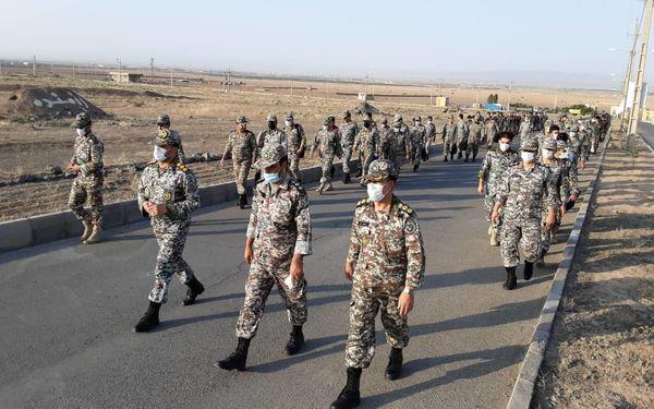 بمناسبت گرامیداشت سالروز آغاز عملیات آزادسازی مهران