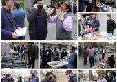 تدارک ۲۲۰۰پرس سبزی پلو با ماهی برای مددجویان مناطق شهری