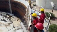 نصب و راه اندازی سیستم فوم دوزینگ مخازن دهگانه نفت در منطقه عملیاتی خارگ
