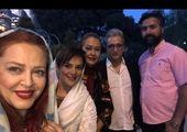 همسر دوم بهاره رهنما در کنار دخترش +عکس