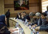 برگزاری جلسه توجیهی سامانه اینترنتی ملاقات مردمی به میزبانی شهرداری منطقه ۱۳