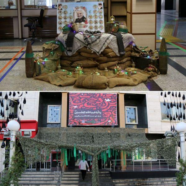  نمایشگاه عکس دفاع مقدس در قلب تهران برپا شد