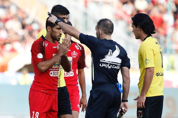 اعلام داوران دیدارهای مرحله یک هشتم جام حذفی فوتبال