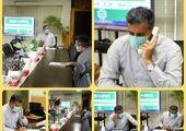 جلسه شورای راهبری شرکت فولاد خوزستان برگزار شد