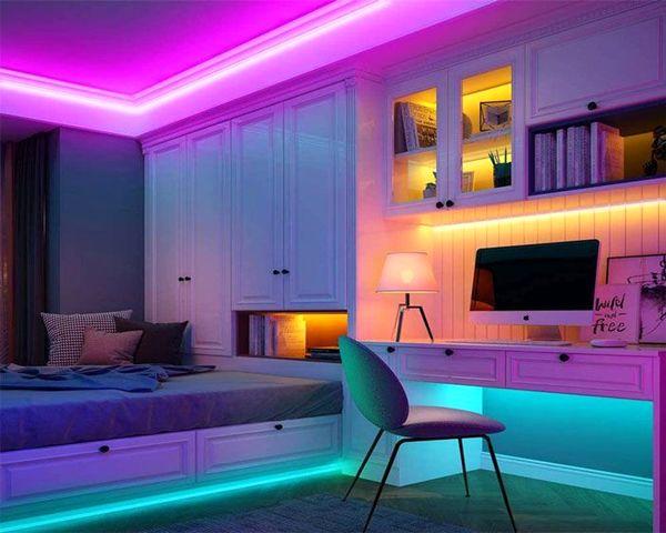 نورپردازی با چراغ ها و لامپ های مدرن