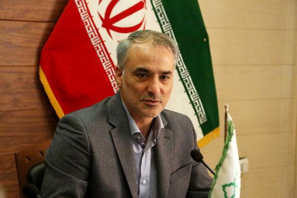 گود پر خطر رها شده در محدوده شمال شرق تهران رفع خطر شده است