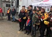 رهبران جهان محو تماشای جوراب عجیب نخست وزیر کانادا! +عکس