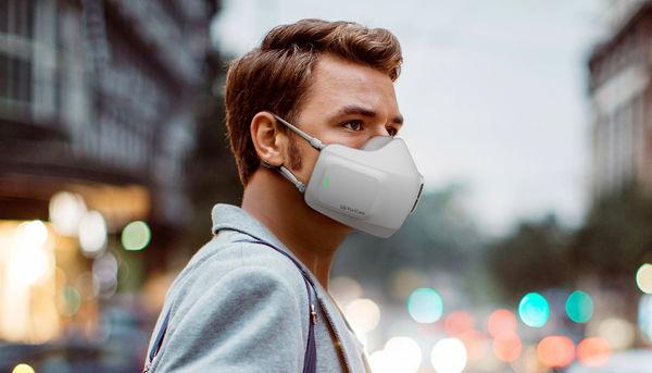رونمایی از آینده تنفس سالم توسط الجی در IFA برلین
