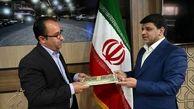 محمدرضا پارسیان سرپرست روابط عمومی شهرداری منطقه یک تهران شد