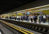 خدمات رسانی متروی تهران و حومه در روزهای تعطیل ادامه دارد