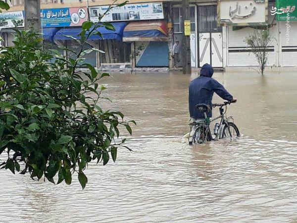 دستور تخلیه پنج منطقه شهر اهواز صادر شد
