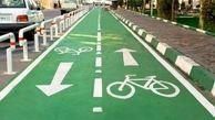 احداث حدود 26 کیلومتر مسیر دوچرخه سواری در منطقه 3