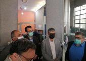 بازدید دکتر جعفرپور سرپرست شهرداری اراک، از بیمارستان های امیرالمومنین(ع) و خوانساری