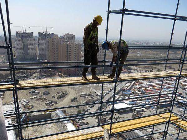 ظرفیتها و توانمندیهای شرکت تسکو در بلندمرتبهسازی و انبوهسازی مسکن