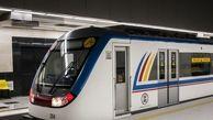 پله برقیهای مترو تهران افزایش می یابد