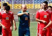 کالدرون: باشگاه پرسپولیس به من احترام نگذاشت/با دلی شاد ایران را ترک میکنم