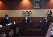 امضاء تفاهم نامه همکاری کمیته ملی المپیک با واحدعلوم و تحقیقات دانشگاه آزاد اسلامی