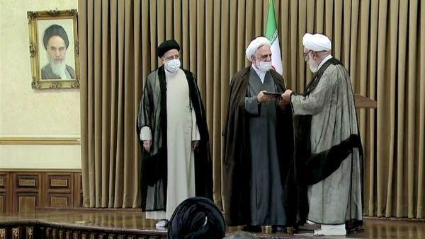 پوشش تصویری زنده مراسم تودیع و معارفه ریاست قوه قضائیه در خبرگزاری ایران پرس