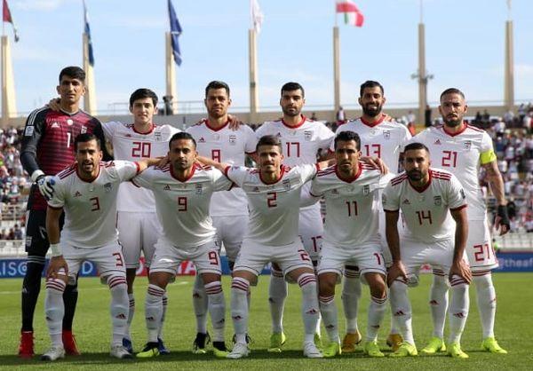 گزارش تصویری بازی ایران - ویتنام