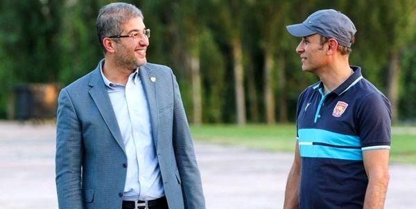 واکنش مالک باشگاه شهرخودرو به جدایی گلمحمدی