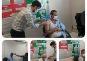 اهدای تجهیزات غیر پزشکی از سوی پتروشیمیهای منطقه پارس به شبکه بهداشت و درمان عسلویه