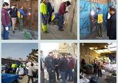 ساماندهی و نوسازی هزار مخزن پسماند در  منطقه ۱۳