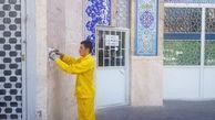 پاکسازی و نظافت  بصری شمال شرق تهران ادامه دارد
