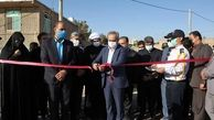 مخزن ذخیره و خط انتقال آب شهرستان کهک به بهرهبرداری رسید