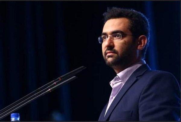 برخورد گرم وزیر جوان با نماینده مجلس+عکس