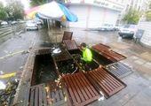 طراحی شهری میدان رازی ، میدان مترو و زیر پل هلال احمر آغاز شد