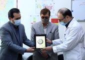کادر درمان ۲ دانشگاه علوم پزشکی به طرح فرشتگان سلامت بانک آینده پیوستند