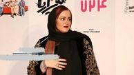 ظاهر جدید نعیمه نظام دوست پس از جراحی لاغری+عکس
