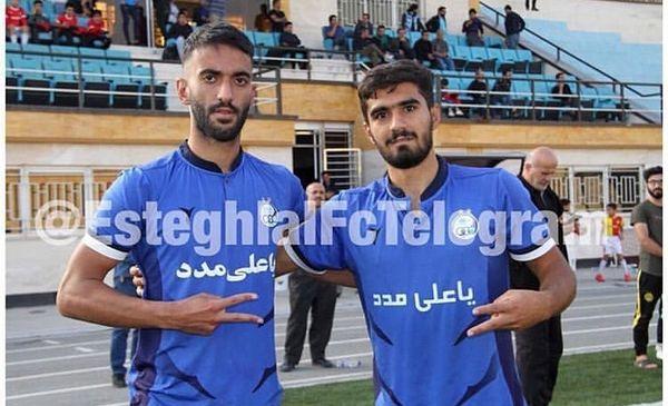 پورتقی و مرادی، بازیکنان جدید استقلال