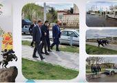 بازدید شهردار منطقه 15 از اجرای عملیات عمرانی ناحیه یک