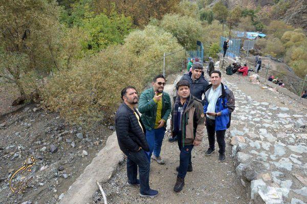 ایمنی مسیرهای کوهنوردی شمال تهران ارتقاء می یابد