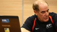 حضور عسگری در رقابتهای انتخابی جام جهانی قطر