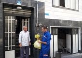 مرمت سقاخانه 110ساله عزیز محمد در محدوده حصار ناصری شروع شد