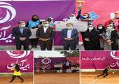 رئیس کمیته ملی المپیک و هیات همراه وارد اصفهان شدند