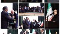 تقدیر از هیات های دوستدار محیط زیست شهر تهران