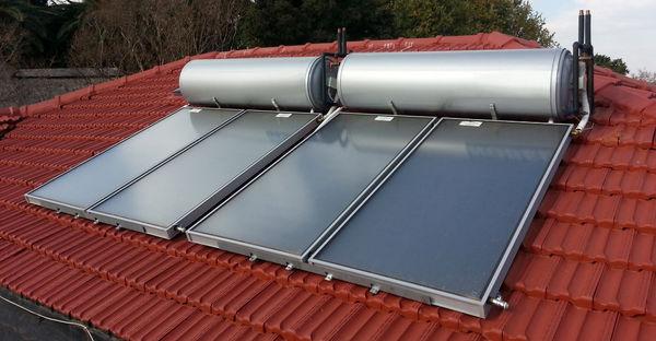 احیا و ساخت ۲۰ آبگرمکن خورشیدی در شهرداری منطقه ۱۳