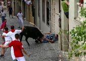 مرگ ورزشکار در زمین بازی! +عکس
