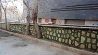 احداث  و ایمن سازی  دیوار سنگی کانال خشایار محدوده منطقه چهار